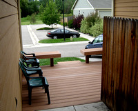 Back deck (just added)